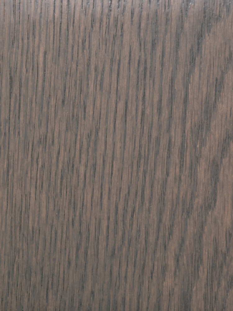 taupe on oak